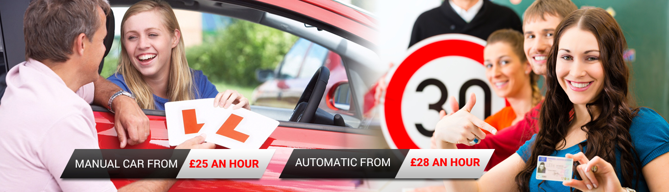Automatic driving lessons peterborough