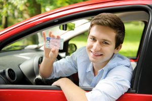 How to get a driving license in Peterborough