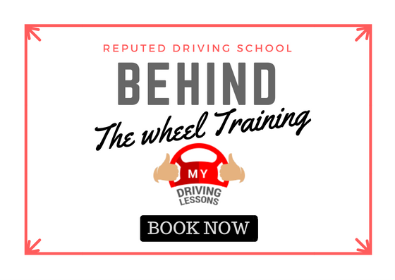 Behind the wheel training