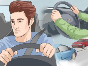 Comfortable with all kinds of Vehicles for clear driving exam