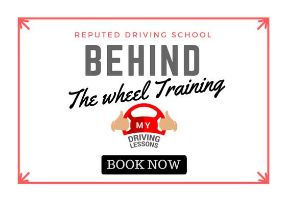 Behind the wheel training
